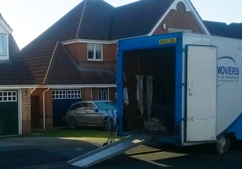 Removal Services Hartlepool